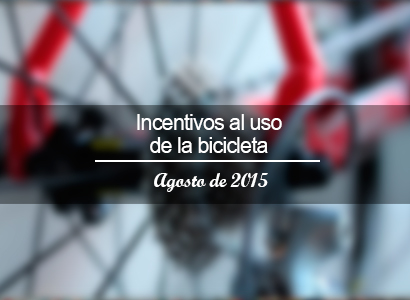 Photo of Incentivos al uso de la bicicleta
