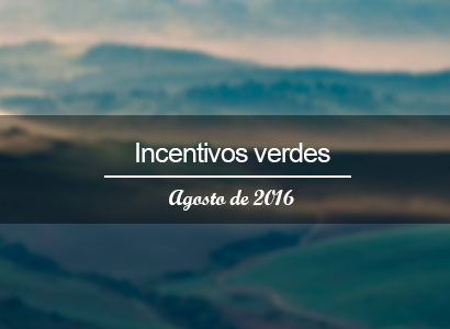Photo of Incentivos verdes