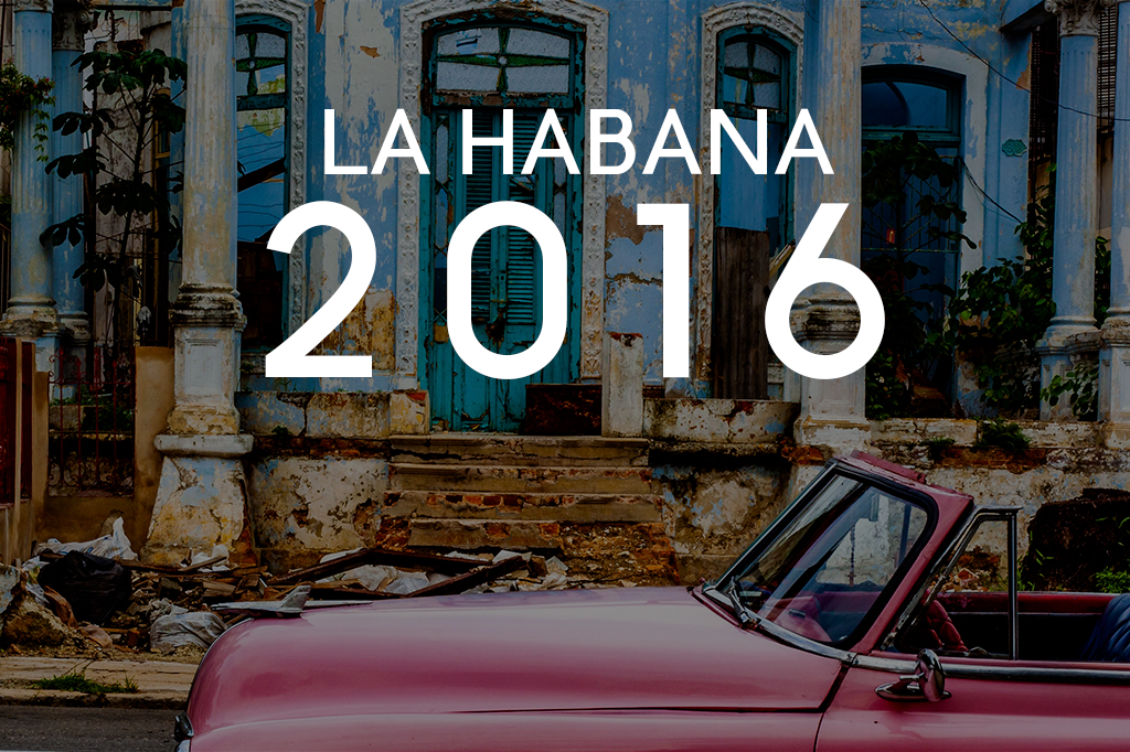 Photo of La Habana 2016