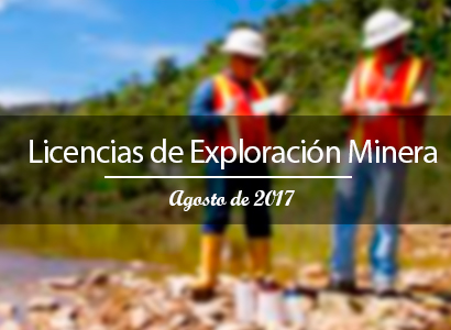 Photo of Licencias de Exploración Minera