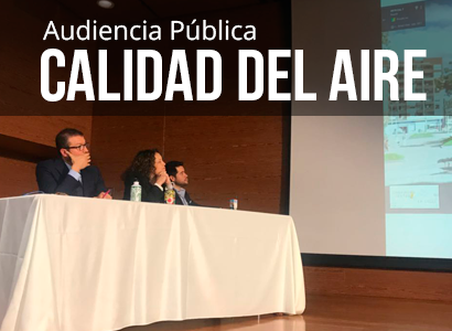Photo of Audiencia Pública: Calidad del Aire en Colombia