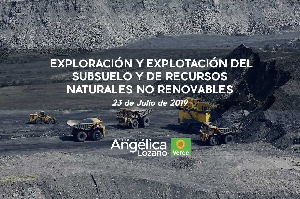 Photo of PL Exploración y explotación del subsuelo y de Recursos Naturales no Renovables