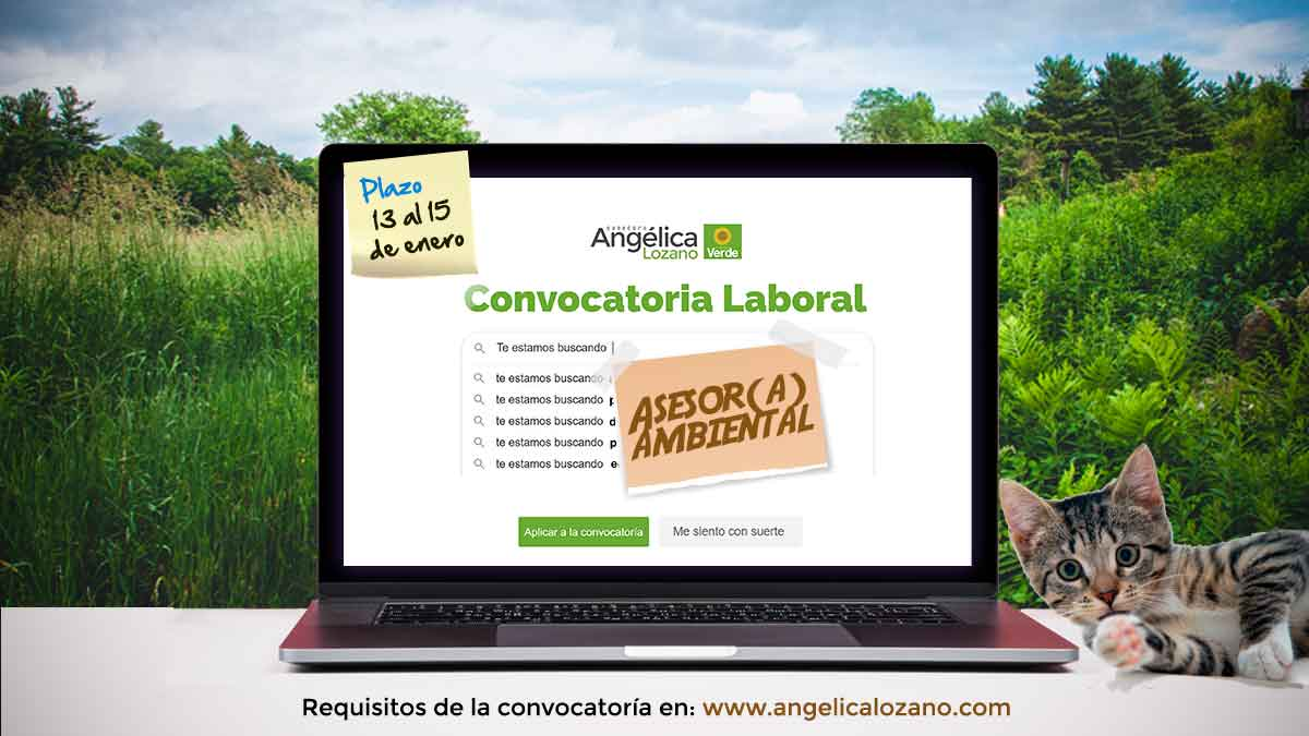 Photo of Protegido: Convocatoria Laboral: Asesor ambiental UTL