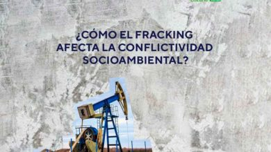 Photo of Fracking como generador de conflictos socioambientales