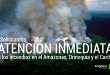 Photo of Emergencia por incendios en Orinoquia, Amazonia