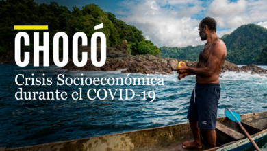 Photo of CHOCÓ: Crisis Socioeconómica durante el Coronavirus