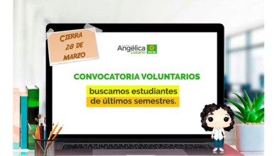 Photo of CONVOCATORIA VOLUNTARIOS UTL 2021